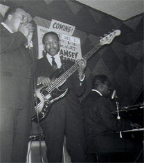 Cotton, Milton Rector and Otis Spann.